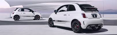 Fiat 500 Abarth White Luxury Features On 2017 Fiat 500 Abarth