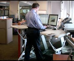 Walking Desk Treadmill What It U0027s Like Using A Treadmill Desk Blackle Mag
