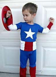 Captain America Halloween Costume Kids 20 Captain America Kids Costume Ideas Captain