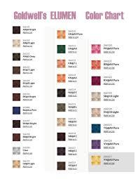elumen high intensity high performance direct dye hair colors