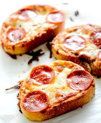 Toaster Oven Pizza Texas Toast Garlic Bread Pizza U2013 Recipe Diaries