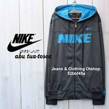 Jaket Nike Murah Bandung jual jaket nike polyester abu biru turkis jaket nike lotto jaket