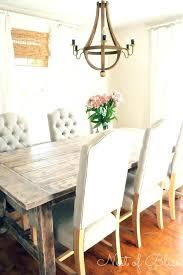 french farmhouse dining table round farmhouse dining table round farmhouse dining table and chairs