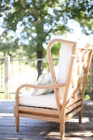 Wood Patio Chairs Timeless Wood Patio Furniture For The Lake Cottage