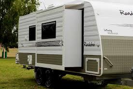 roadstar caravans infinity slideout