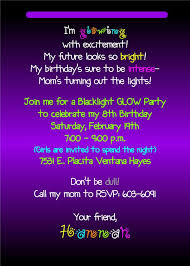 Glow In The Dark Lights Bright Ideas For A Blacklight Glow Party The Best Blog Entry On