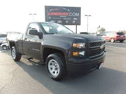 2014 Used Chevrolet Silverado 1500 Reg Cab At Landers Serving