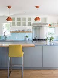 light blue kitchen backsplash light blue backsplash houzz