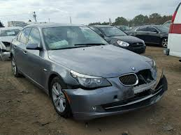 2009 bmw 528xi auto auction ended on vin wbanv13529c155534 2009 bmw 528xi in nj