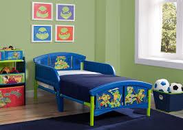 Teenage Mutant Ninja Turtles Twin Bed Set by Teenage Mutant Ninja Turtles Plastic Toddler Bed Delta