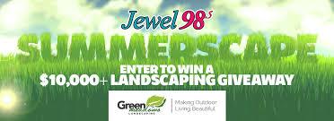 A Fireplace Center Patio Shop Jewel 98 5 Summerscape Competition