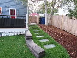 backyard patio added to braintree home mento landscape u0026 paving