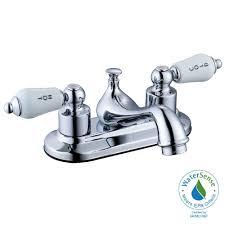 glacier bay bathroom faucets simple home design ideas
