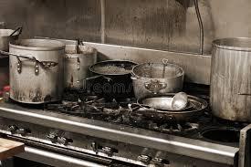 cuisine sale cuisine sale image stock image du diner wagon scènes 1447837