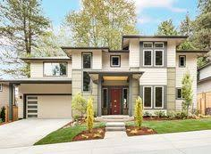 Contemporary Open Floor Plan House Designs Plan 430006ly 4 Bed Modern House Plan With Upstairs In Law Suite