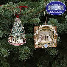 2008 white house ornament gift set