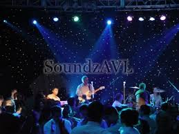Fiber Optic Curtains Chicagoland Sound Lighting Video L Corporate Concerts Fashion