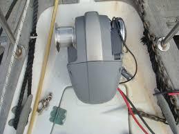 manual anchor windlass installing a quick windlass