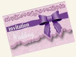 5 major benefits of wedding invitations