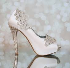 wedding shoes peep toe 213 best wedding bridal shoes images on bridal shoes