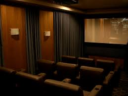 home theater curtain exterior design modern dining room the lofts at rio salado design