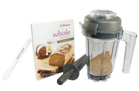 amazon com vitamix 32 ounce dry grains container kitchen u0026 dining