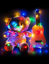 Christmas Decorative Led Lights by Imimon Multi Colored Light Warm String Lights For Bedroom Patio