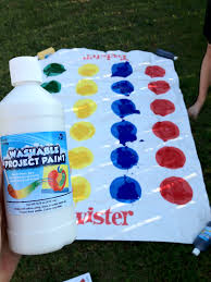 messy twister extremely fun and messy stuffs pinterest