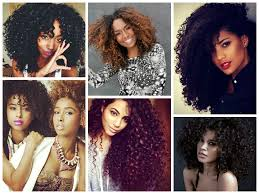 5 of the best u2026 natural hairstyles for curly girls u2013 phoebe parke