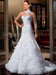 wedding dress for sale hot sale wedding dresses ruffles applique court sheath tulle