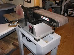 Bench Top Belt Sander Craftsman Model 351 217570 Bench Top Sander Woodworking Talk
