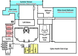 Georgia World Congress Center Floor Plan by 100 Ballroom Floor Plan