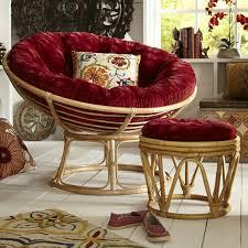 Outdoor Papasan Chair Cushion Furniture Rattan Outdoor Papasan Chair For Home Furniture Ideas