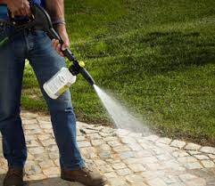 How To Clean Patio Slabs Without Pressure Washer How To Clean A Patio With A Pressure Washer Go Argos