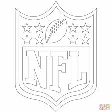 stunning nfl coloring books pictures style and ideas