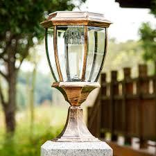Solar Powered Post Cap Lights by Online Get Cheap Solar Deck Lights Aliexpress Com Alibaba Group
