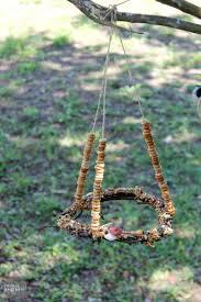 diy bird feeder buffet frugal mom eh