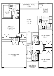 Home Floorplan by The Bradford Plus Oklahoma New Home From Home Creations
