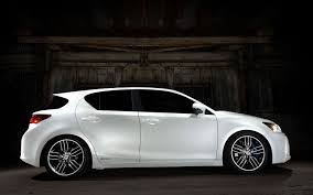 lexus ct200h year to year changes 2012 lexus ct 200h gains optional f sport package minimal changes