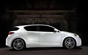 lexus hybrid ct200h 2013 2012 lexus ct 200h gains optional f sport package minimal changes