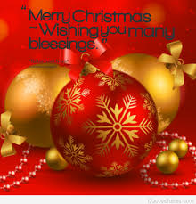 blessings merry with wallpaper quote hd