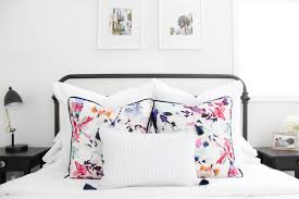 Annie Selke Guest Bedroom Reveal Annie Selke Giveaway Home Sweet Ruby