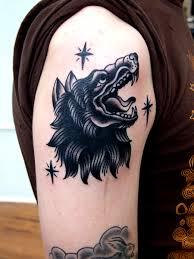 cool wolf tattz wolf tattoos wolf