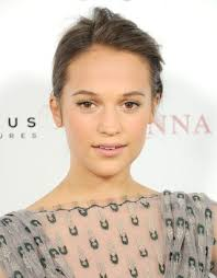 swedish hairstyles proof that swedish actress alicia vikander can wear any hairstyle