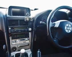 nissan r34 interior 1999 r34 gt r vspec multi function display mfd review arneja