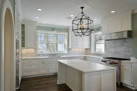 gorgeous white kitchen cabinet paint color using benjamin moore