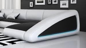 canap d angle original grand canapé d angle original en cuir large v1 2 085 00