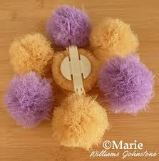 Tulle Decorations How To Make Tulle Pom Poms Tutorial
