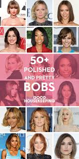 non celebrity hairstyles for women over 50 55 cute bob haircuts and hairstyles inspired by celebrities 2017