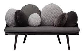 canapé droit 2 places made in design mobilier contemporain luminaire et décoration